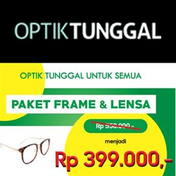 Katalog Optik Tunggal ( 20 hari lagi )