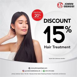 Katalog Johnny Andrean Salon ( 3 hari lagi )