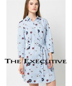 Merk Fashion Terkenal promo di katalog The Executive di Balikpapan