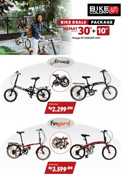 Katalog Bike Colony ( Kadaluarsa )