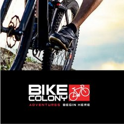 Katalog Bike Colony ( 23 hari lagi )