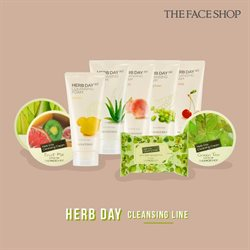 Katalog The Face Shop ( Kadaluarsa )