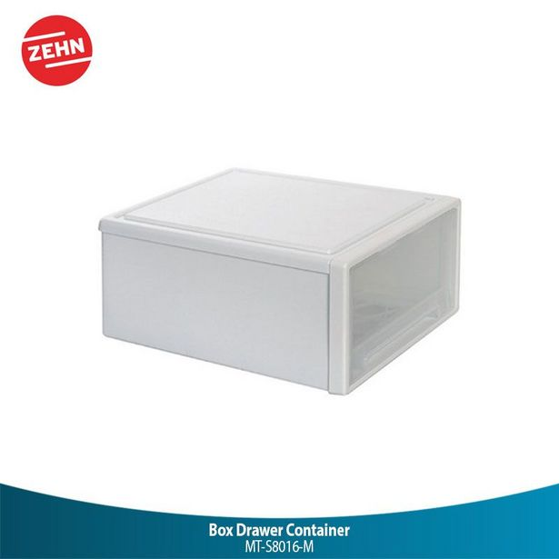 Zehn Box Drawer Container Mt-S8016-M seharga Rp 89001
