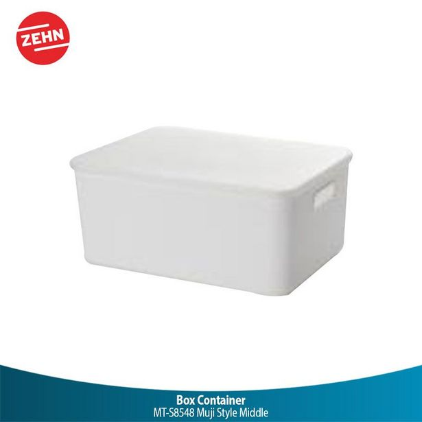 Zehn Box Container Mt-S8548 Muji Style Middle seharga Rp 55000
