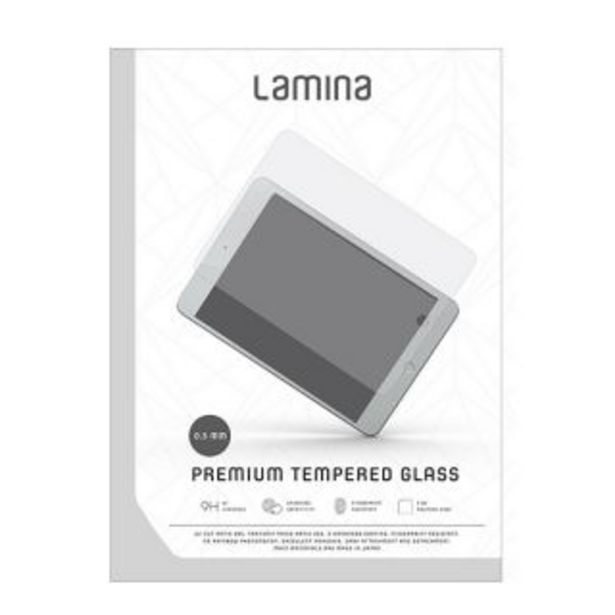 Lamina Tempered Glass for iPad 10.2 Inch 7th and 8th Gen seharga Rp 259000