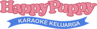 Logo Happy Puppy Karaoke