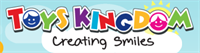 Logo Toys Kingdom